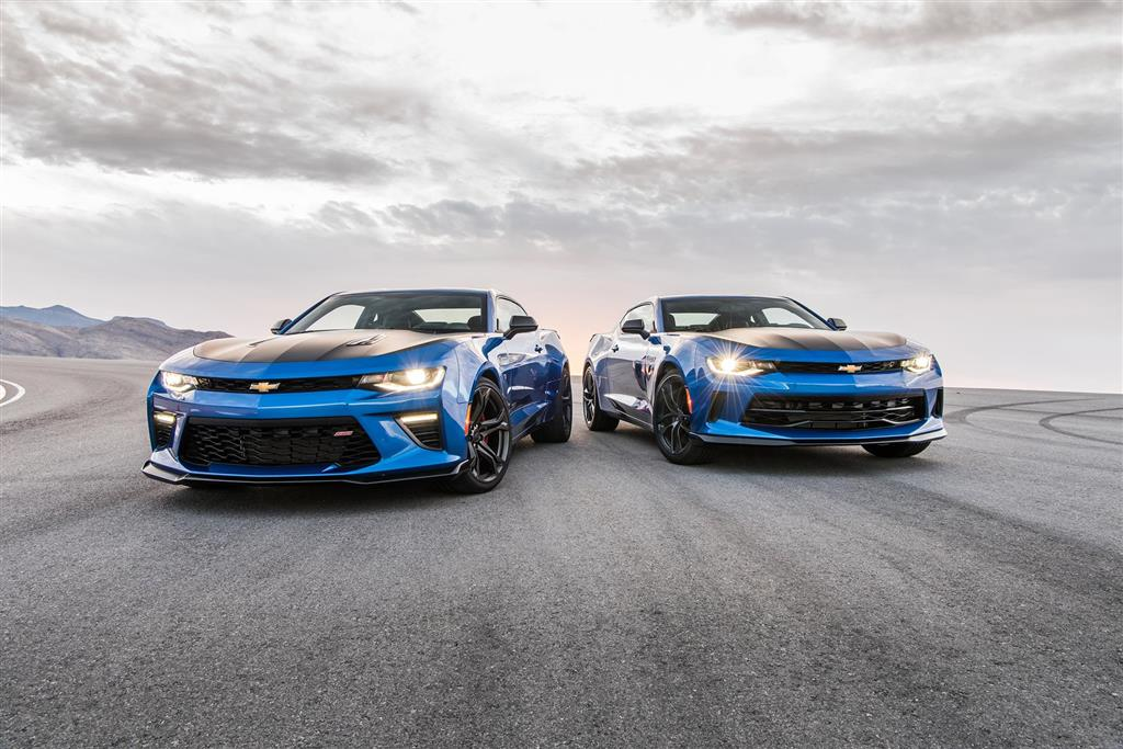 Chevrolet Camaro pictures and wallpaper