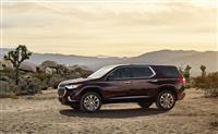 2018 Chevrolet Traverse image.
