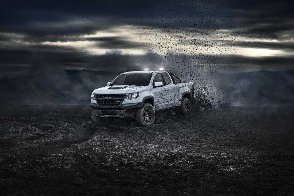 Chevy Colorado Midnight Edition >> 2018 Chevrolet Colorado ZR2 Dusk Edition - conceptcarz.com