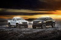 2018 Chevrolet Colorado ZR2 Midnight Edition image.