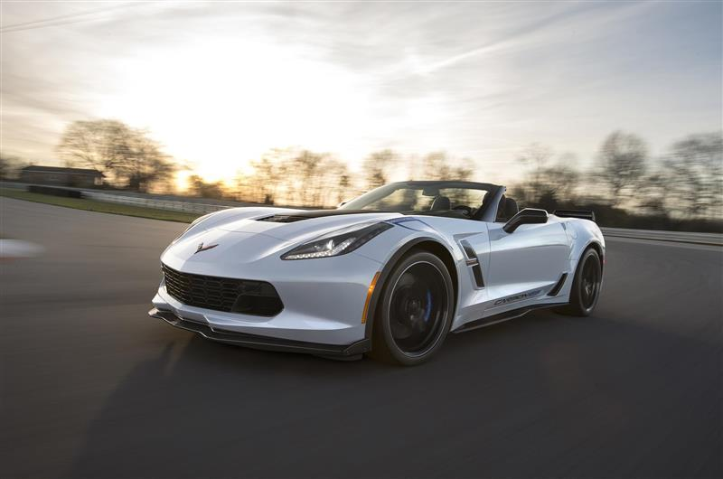 2017 Chevrolet Corvette Carbon 65 Edition Image