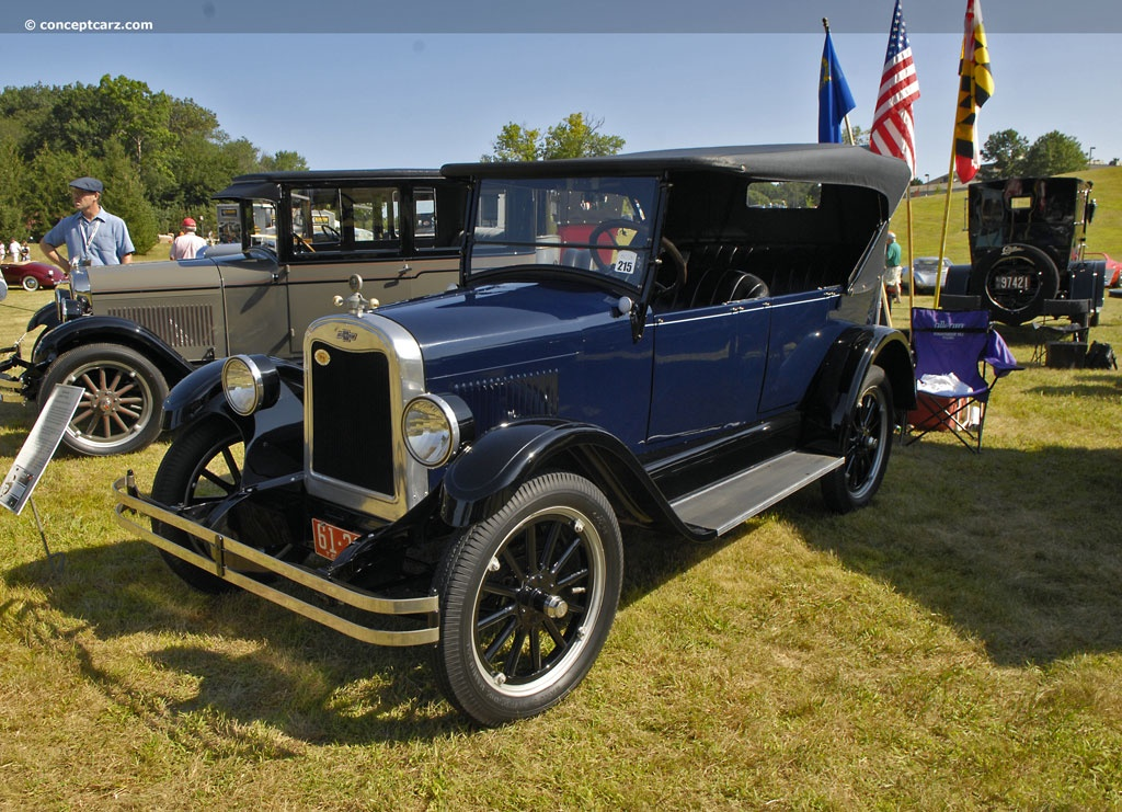 Auction Results And Data For 1925 Chevrolet Series K