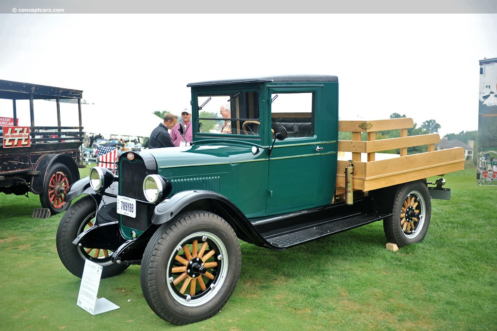1928 Chevrolet One Ton Truck Pictures History Value