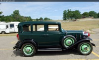 1932 Chevrolet Confederate Series BA image.