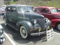 1939 Chevrolet Master DeLuxe Series JA image.