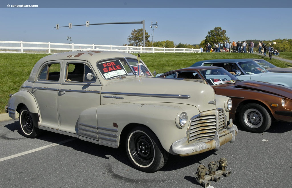 1942 Chevrolet Fleetline Series Bh Image