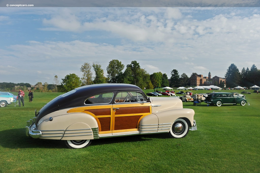 1948 Chevrolet Fleetmaster History Pictures Value