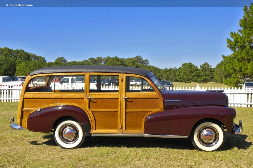 1948 chevy fleetmaster value