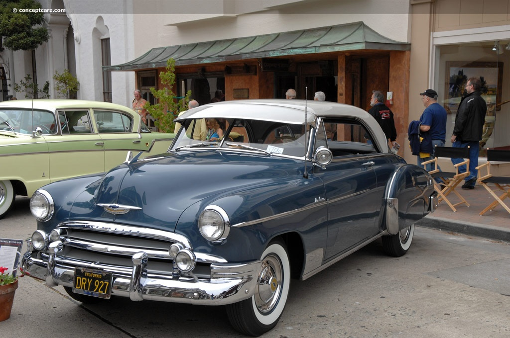 1950 chevrolet deluxe series pictures history value for 1950 chevy 2 door sedan