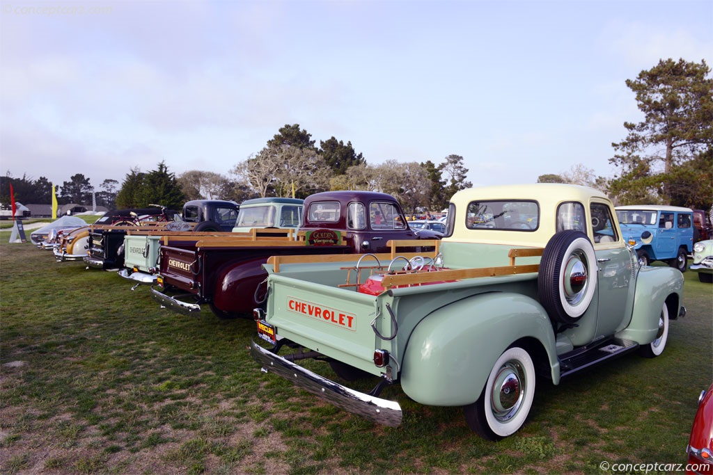 1950 Chevrolet 3100 Pickup  conceptcarzcom