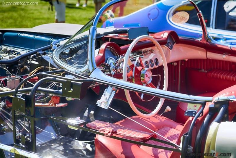 1953 Chevrolet Corvette C1 photo