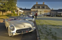1954 Chevrolet Corvette C1 image.