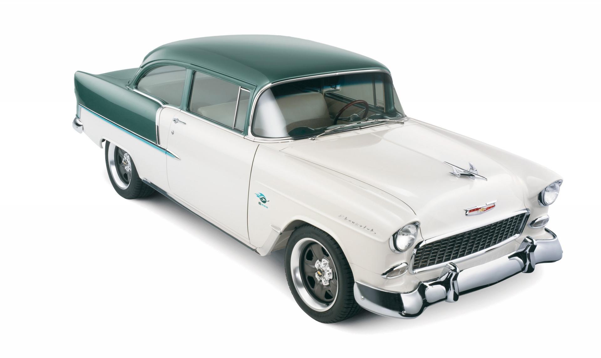 Bel Air Auto Auction >> 1955 Chevrolet E-ROD Bel Air Pictures, History, Value, Research, News - conceptcarz.com
