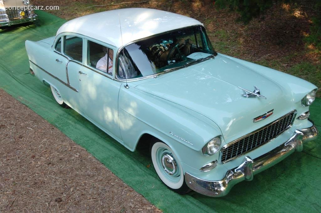 1955 Chevrolet 210 Two Ten 210 Twoten Conceptcarz