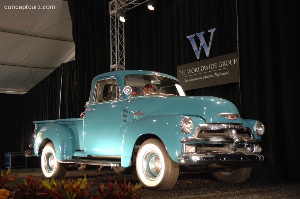 1955 Chevrolet 1 2 Ton Series 3100 Conceptcarz Com