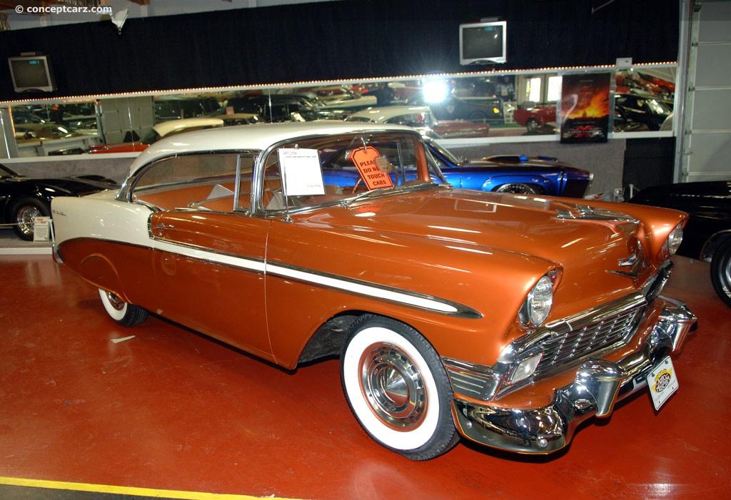 1957 Chevrolet Bel Air thumbnail image
