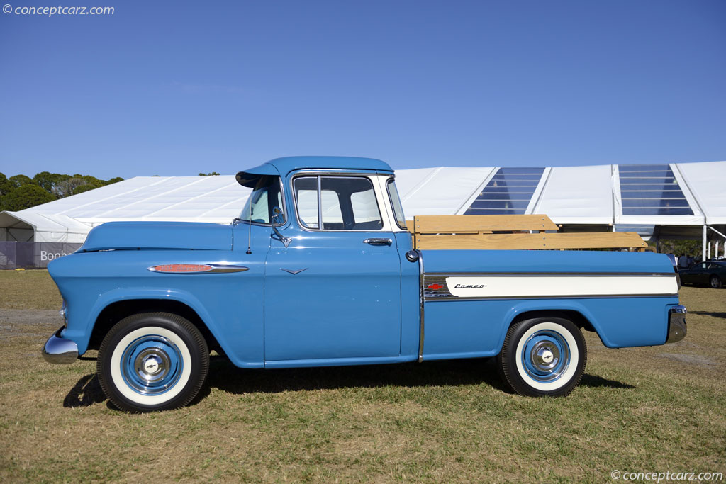 Auction results and data for 1957 Chevrolet Series 3100 ...