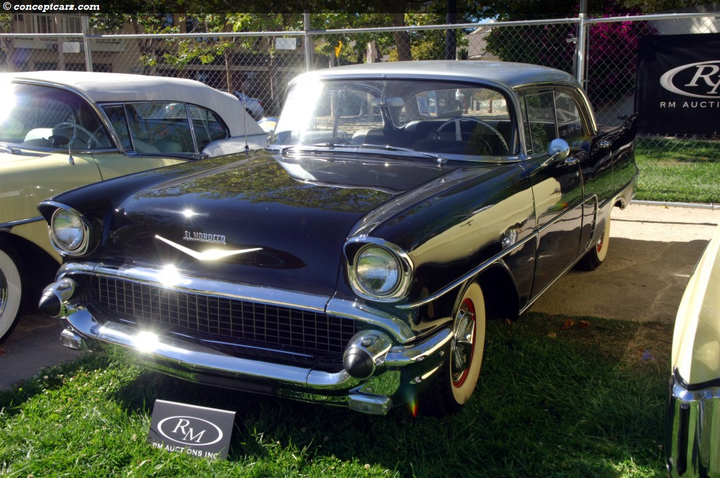 1957 Chevrolet El Morocco Pictures History Value Research News