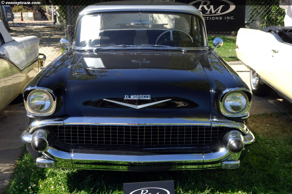 Auction results and data for 1957 Chevrolet El Morocco