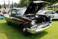 1957 Chevrolet One-Fifty image.