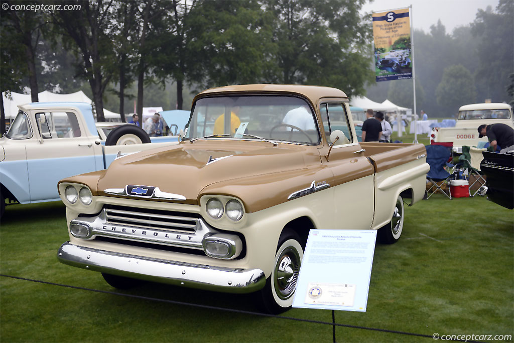 1961 chevy apache wiring diagram  1961  get free image