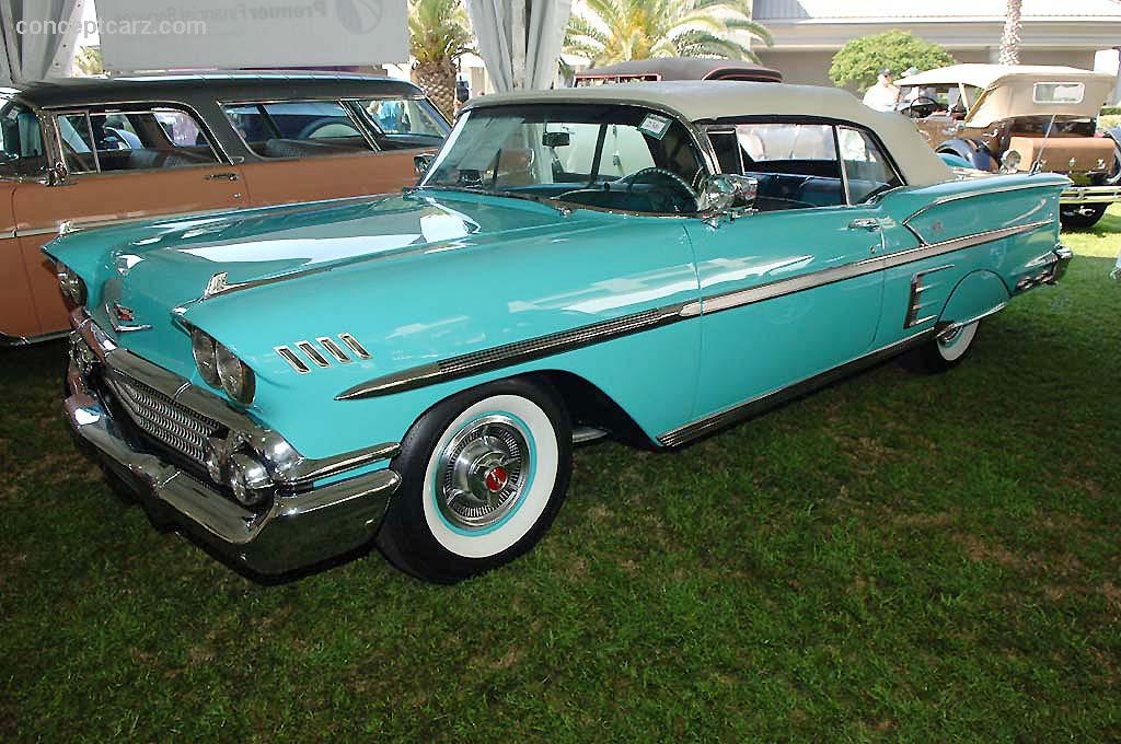 Mikes Chevy Parts 58 Impala Wagon For Sale | Autos Post