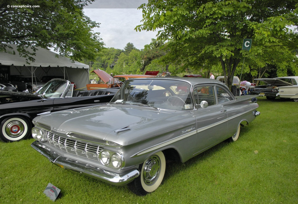 Bel Air Auto Auction >> 1959 Chevrolet Bel Air Series Images. Photo 59-Chevy-Bel ...