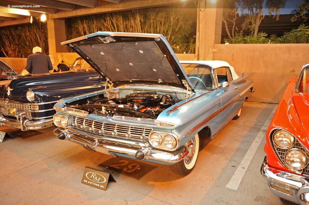 1959 Chevrolet Impala Series photos