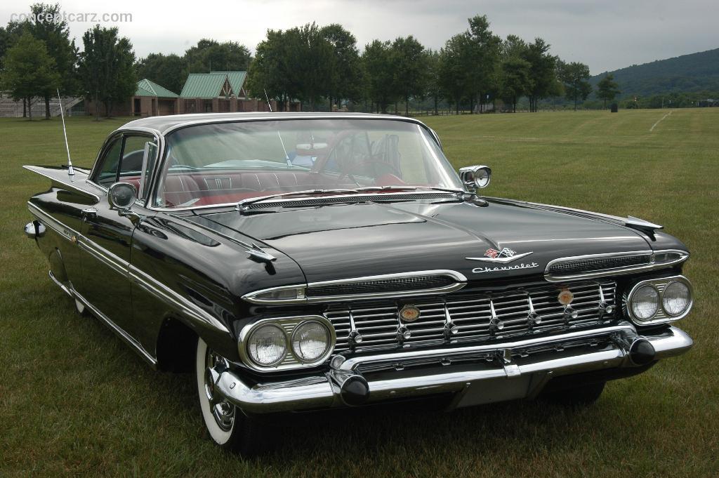 1959 chevrolet impala series conceptcarzcom