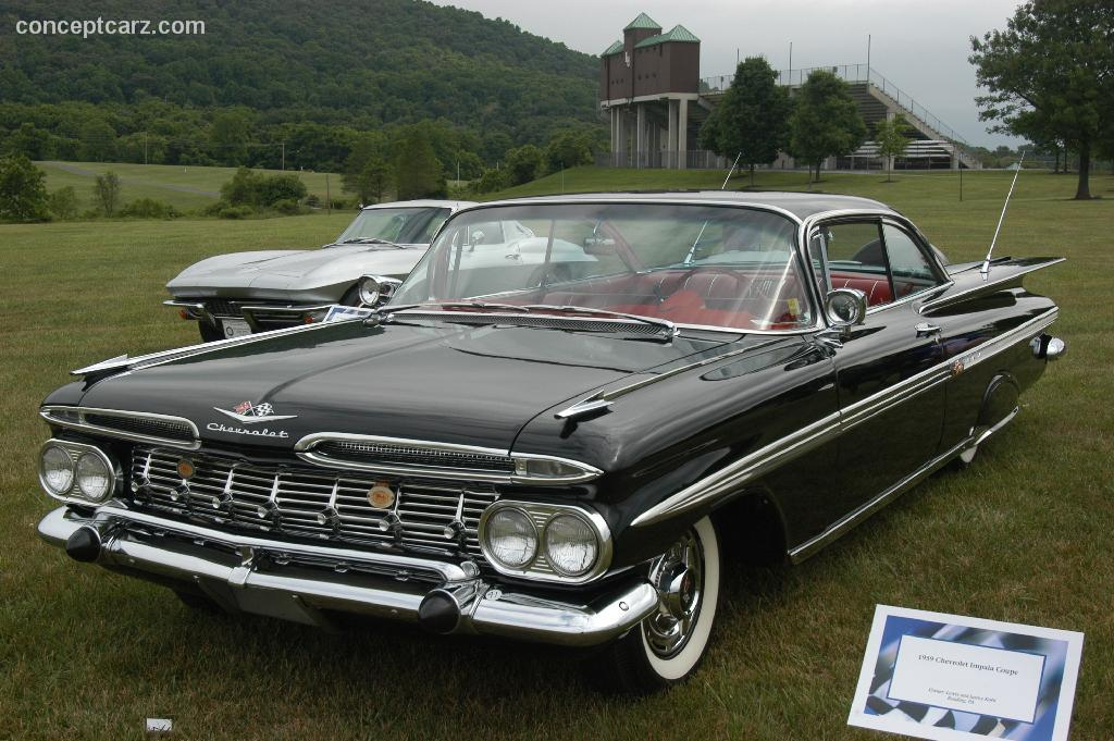 auction results and data for 1959 chevrolet impala series. Black Bedroom Furniture Sets. Home Design Ideas