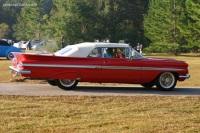 1959 Chevrolet Impala Series