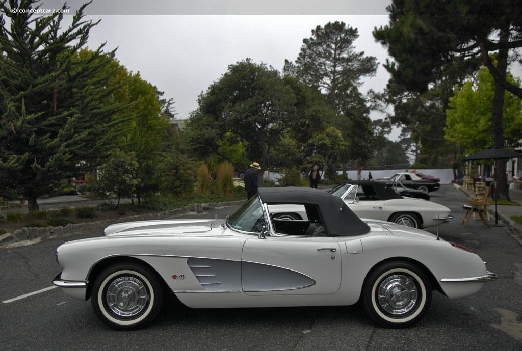 Auction results and data for 1960 chevrolet corvette c1 conceptcarz