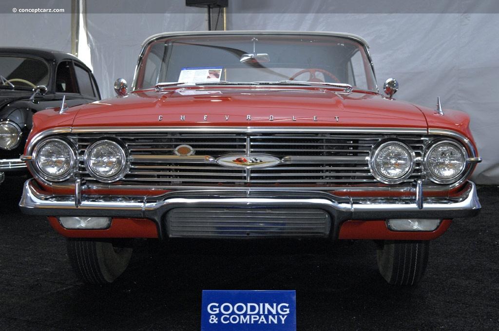 1960 Chevrolet Impala | Project Cars For Sale | Pinterest ...