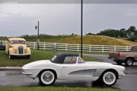 1961 Chevrolet Corvette C1 image.