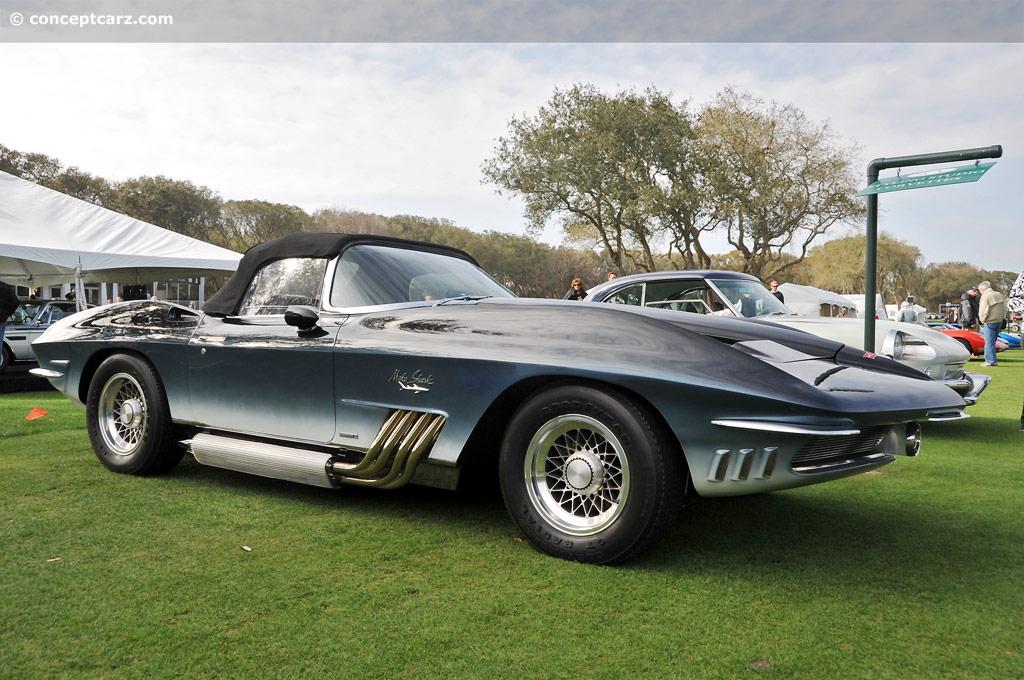 The gallery for --> Mako Shark Corvette