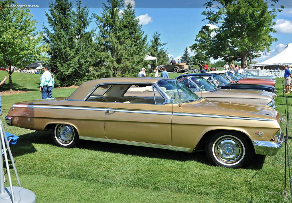 1962 Chevrolet Impala Series (SS, Super Sport, 409/409 ...
