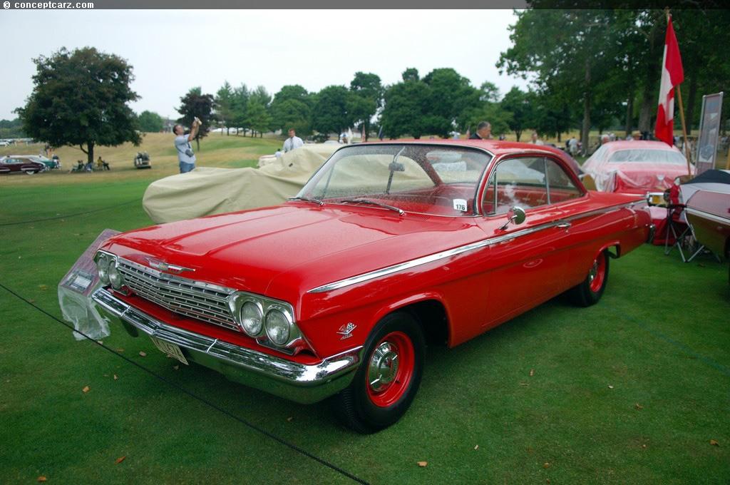 Belair Auto Auction >> 1962 Chevrolet Bel Air Series - conceptcarz.com