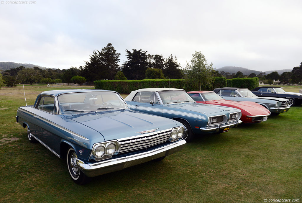 Auction results and data for 1962 Chevrolet Impala Series ...