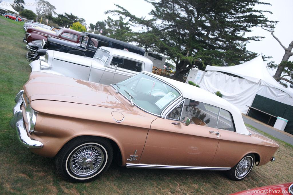 1963 Chevrolet Corvair Series  conceptcarzcom