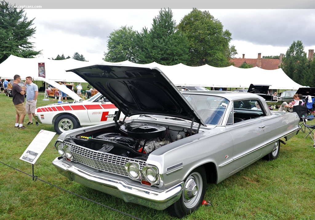 1963 Chevrolet Impala Z11 Images. Photo: 63-Chevy-Impala-Z-11_Coupe-DV ...