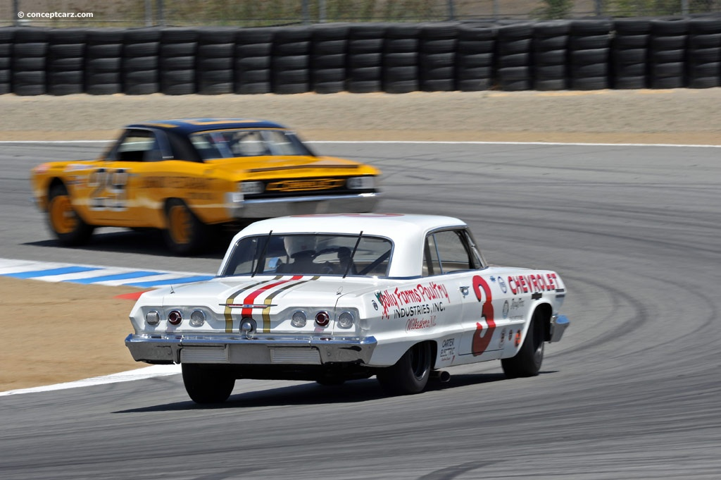 Auction Results And Data For 1963 Chevrolet Impala NASCAR