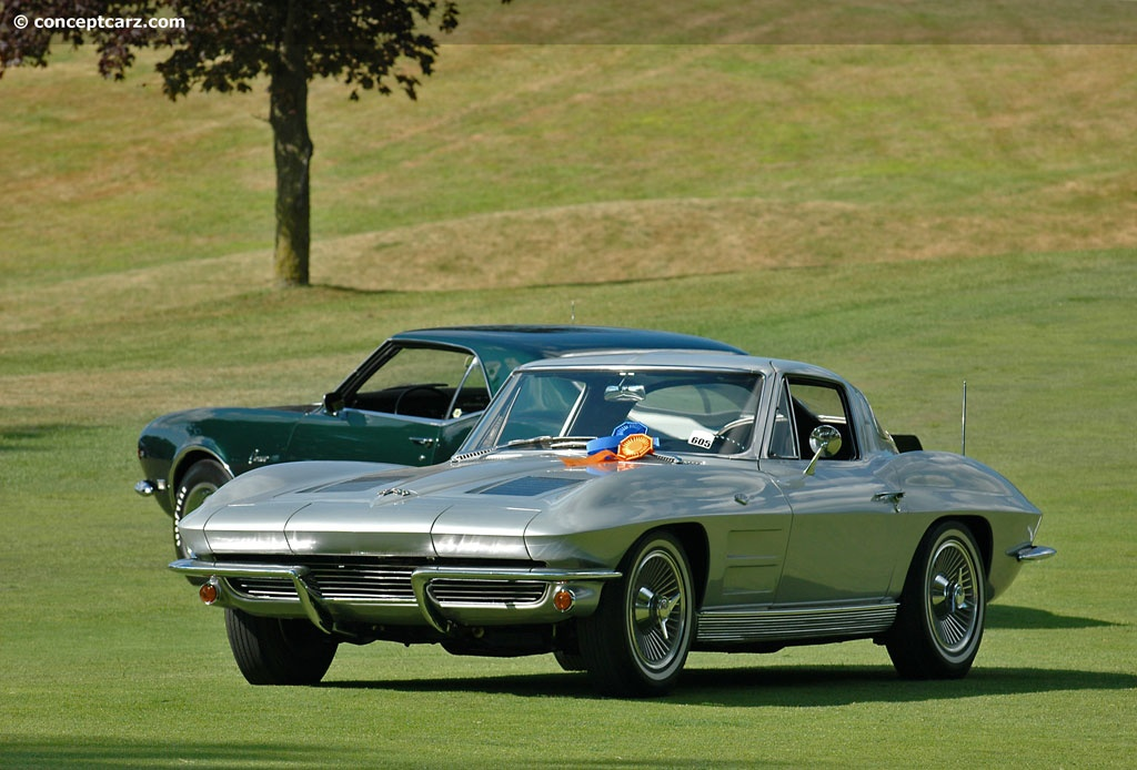 Chevrolet Corvette pictures and wallpaper