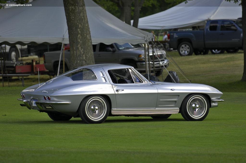 1963 chevrolet corvette for 1963 split window corvette 427