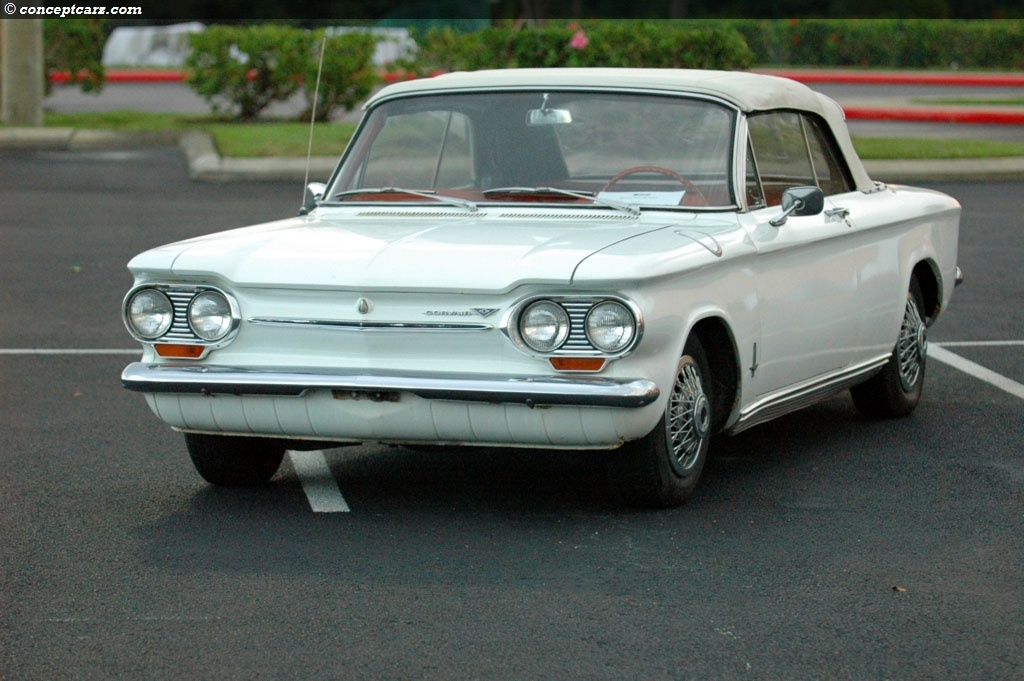 1963 Chevrolet Corvair Series Image