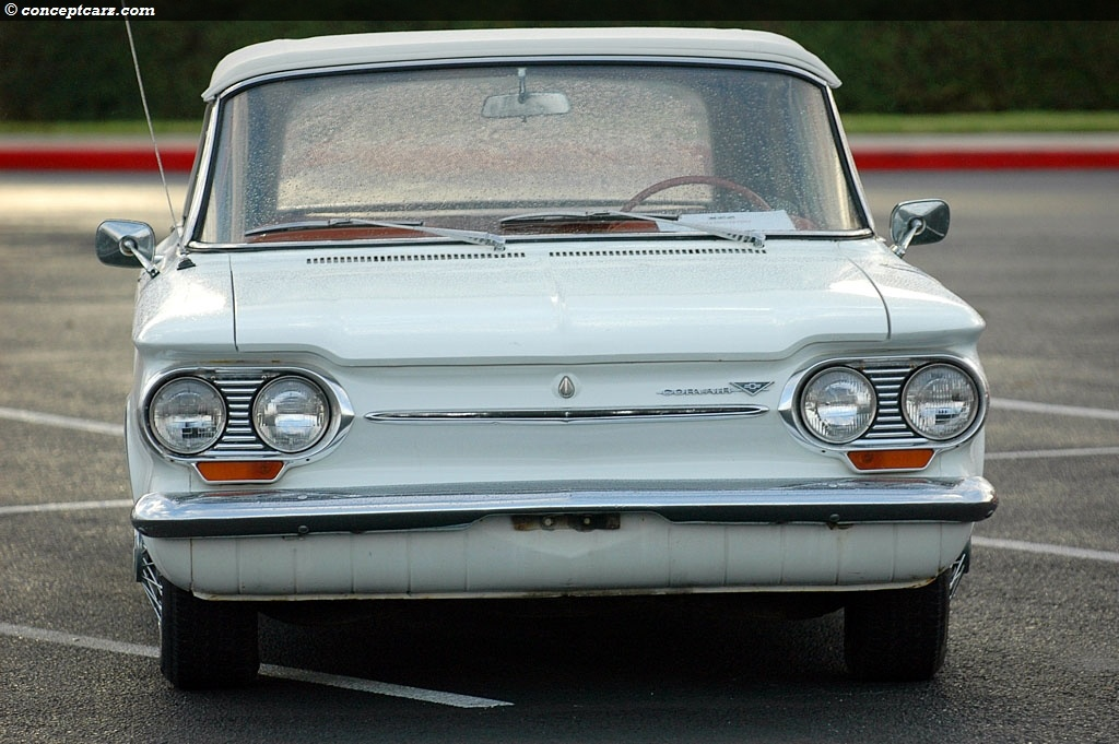 Auction results and data for 1963 Chevrolet Corvair Series