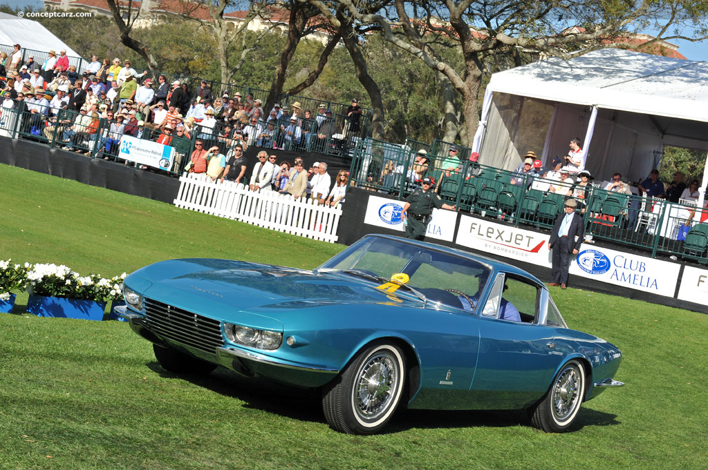 1963 Chevrolet Corvette Rondine Pininfarina thumbnail image
