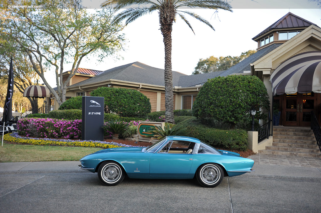 Chevrolet Corvette Rondine Pininfarina pictures and wallpaper