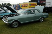 1963 Chevrolet II Nova Series 400 image.