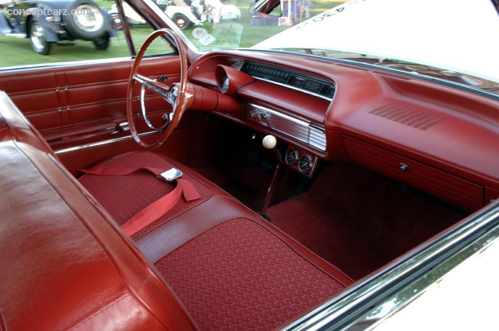 1963 Chevrolet Impala Z11 Conceptcarz Com