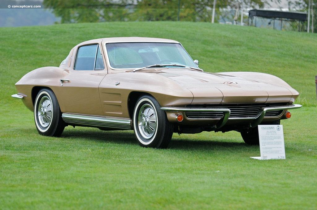 auction results and data for 1964 chevrolet corvette c2. Black Bedroom Furniture Sets. Home Design Ideas